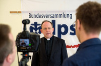 Interview mit Bischof Neymeyer