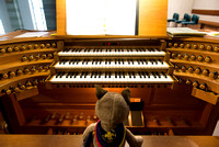 cool me as organ player